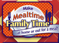 Make Family Time Meal Time